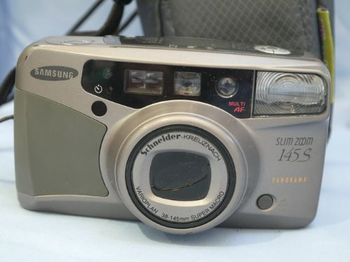 Samsung Slim Zoom 145S Quality Compact Camera Cased £12.99